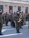Independence Day, Lublin, Poland Stock Photo