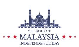 Independence Day. Malaysia Stock Photography