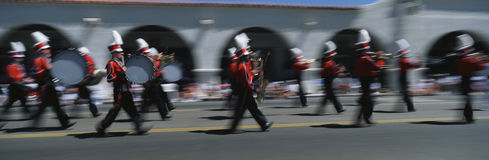 Independence Day Parade Royalty Free Stock Image
