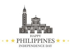 Independence Day. Philippines Stock Images