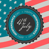 Independence day sale banner Stock Photo