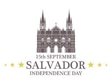 Independence Day. Salvador Stock Images
