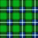 Independence Day of Scotland. 24 June. Scottish green tartan. Independence Day of Scotland. 24 June. Concept of a national holiday. Scottish green tartan Stock Photos