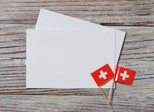 Independence day Switzerland, August 1. Federal holiday in honor of the founding of the Swiss Confederation. the concept of. AUGUST 01 Concept independence day royalty free stock images