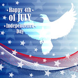 Independence day 4 th of july. Stock Photography
