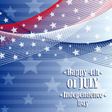 Independence day 4 th of july. Royalty Free Stock Photo