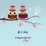 Independence Day, 4th of July Royalty Free Stock Photography