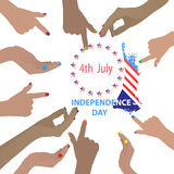 Independence Day United States Stock Images