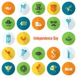Independence Day of the United States Stock Images