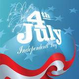 Independence day (USA) Stock Photo