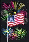 Independence Day - Vector Royalty Free Stock Images