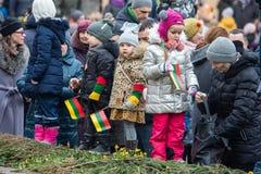 Independence day in Vilnius 2020