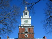 Independence Hall Royalty Free Stock Images