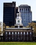 Independence Hall royalty free stock image