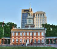 Free Independence Hall In Philadelphia, USA Stock Images - 133586884