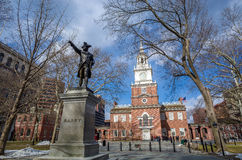 Independence Hall National Historic Park Stock Images