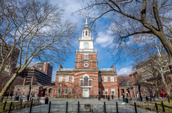Independence Hall National Historic Park Stock Photo