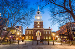 Independence Hall National Historic Park Philadelphia Stock Photo