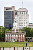 Independence Hall Philadelphia Stock Photography