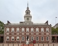 Independence Hall Philadelphia Royalty Free Stock Photo