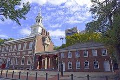 Independence Hall, Philadelphia, Commonwealth of Pennsylvania Royalty Free Stock Image