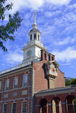 Independence Hall, Philadelphia, Commonwealth of Pennsylvania Royalty Free Stock Photos