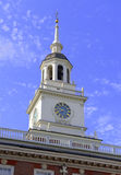 Independence Hall, Philadelphia, Commonwealth of Pennsylvania Royalty Free Stock Image