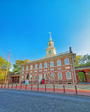 Independence Hall of Philadelphia PA Royalty Free Stock Photo