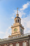 Independence Hall in Philadelphia Stock Photography