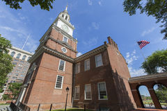 Independence Hall Royalty Free Stock Photo