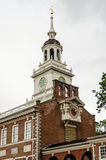 Independence Hall in Philadelphia. Pennsylvania, USA royalty free stock image