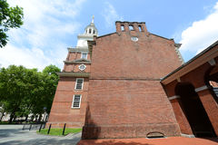 Independence Hall, Philadelphia Royalty Free Stock Image