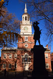 Independence Hall in Philadelphia Royalty Free Stock Photography