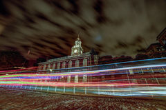 Independence Hall Trails Royalty Free Stock Photography