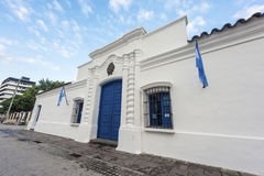 Independence House in Tucuman, Argentina. Stock Images