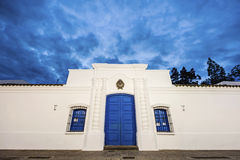 Independence House in Tucuman, Argentina. Royalty Free Stock Images