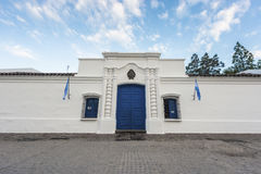 Independence House in Tucuman, Argentina. Royalty Free Stock Image