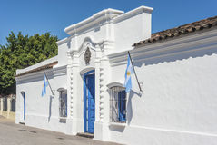 Independence House in Tucuman, Argentina. Stock Photos