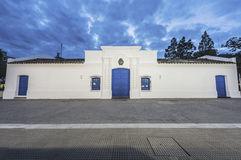 Independence House in Tucuman, Argentina. Stock Image