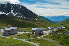 Independence Mine in Alaska Royalty Free Stock Photography
