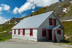Independence Mine in Alaska Royalty Free Stock Photo