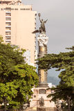 Independence monument in Guayaquil Ecuador Royalty Free Stock Image