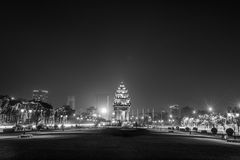 Independence Monument,Phnom penh. Cambodia Royalty Free Stock Photos