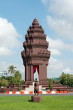 Independence Monument, Phnom Penh, Cambodia Royalty Free Stock Photos