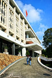 Independence Palace, Ho Chi Minh Royalty Free Stock Photo