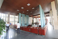Independence Palace in Ho Chi Minh, Vietnam Stock Photo