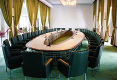 Independence Palace interior, Ho Chi Minh Stock Image