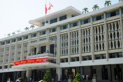 Independence Palace Saigon Royalty Free Stock Images