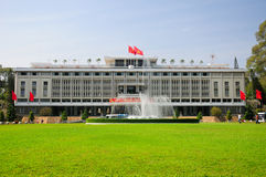 Independence Palace Saigon Royalty Free Stock Photos