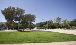 Independence Park in Tel Aviv Yafo, Israel Royalty Free Stock Images